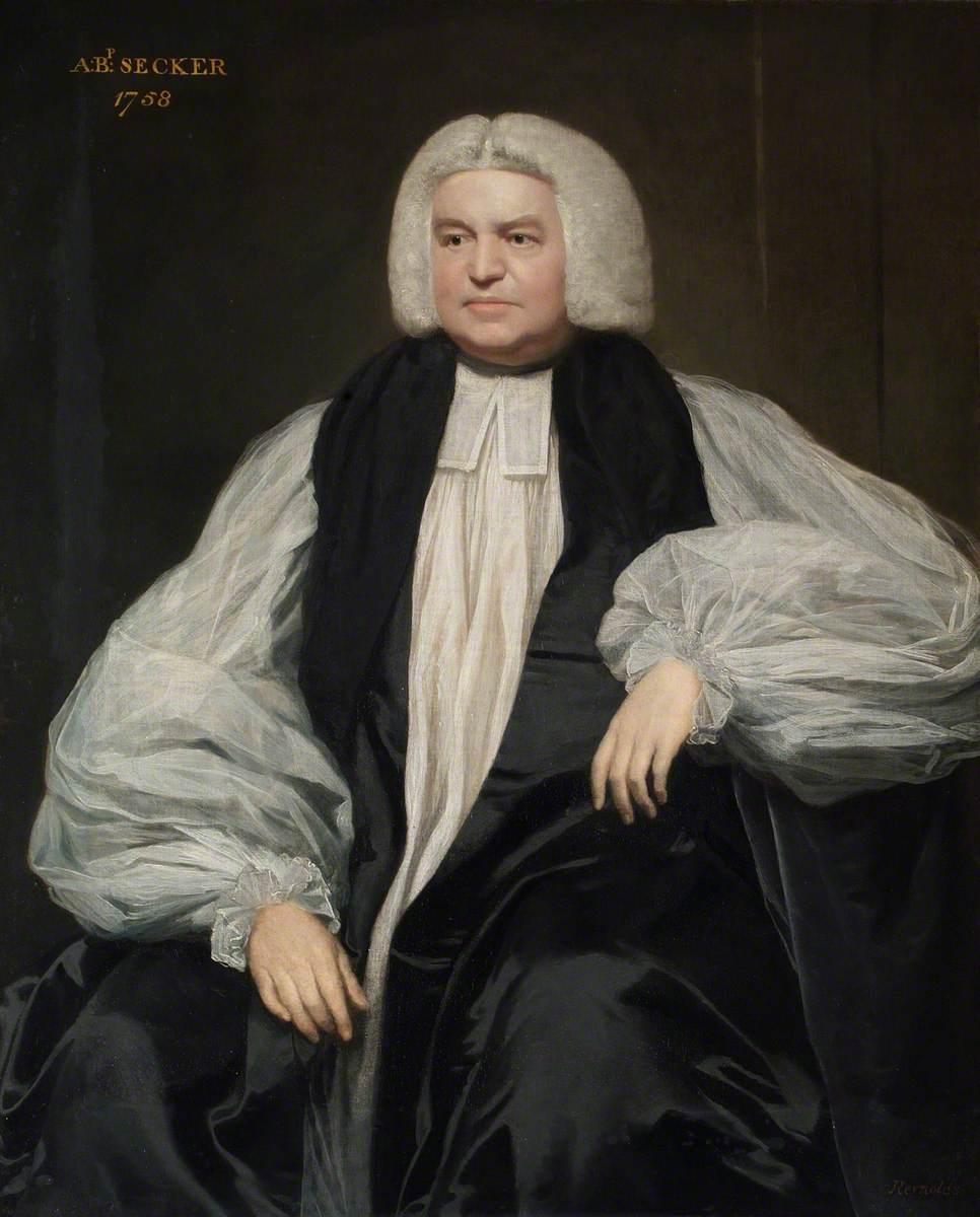Thomas Secker (1693–1768), Archbishop of Canterbury