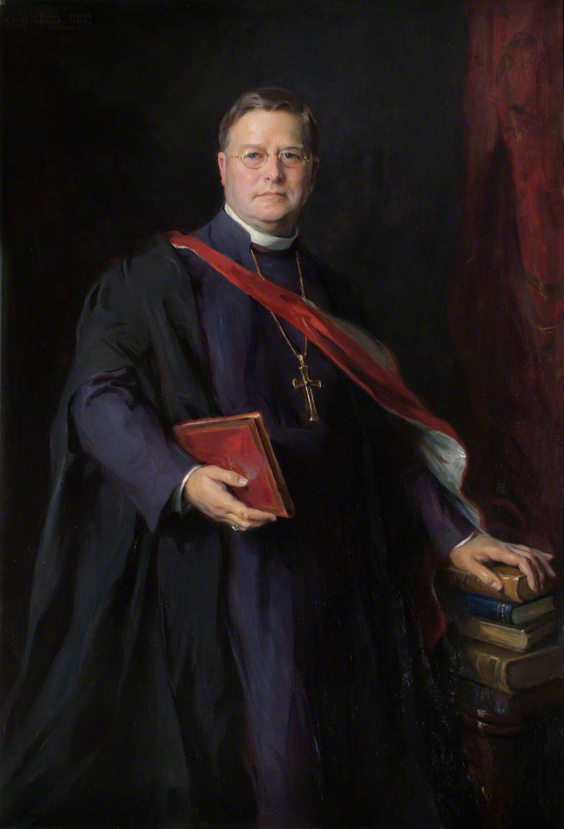 William Temple (1881–1944), Archbishop of Canterbury