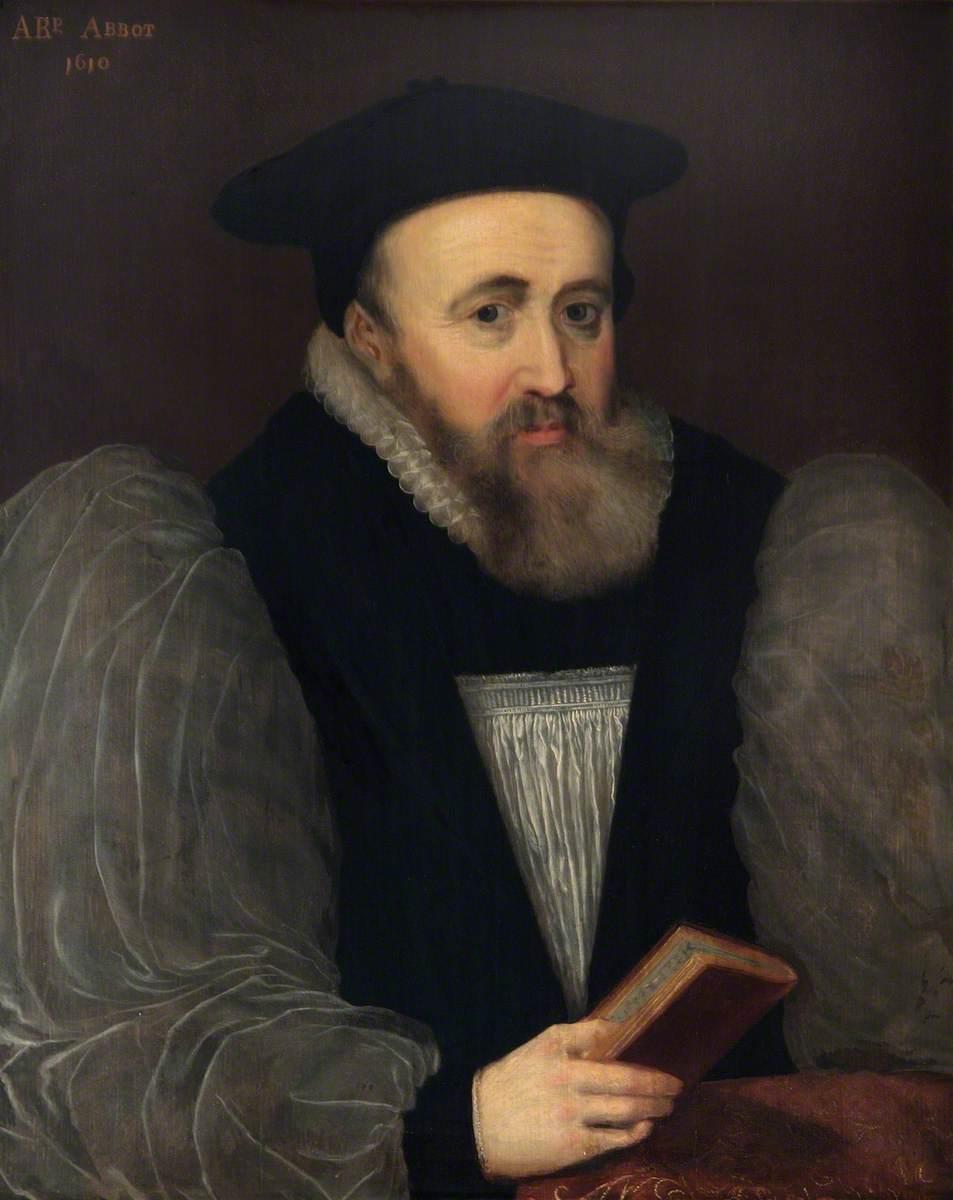 George Abbot (1562–1633), Archbishop of Canterbury