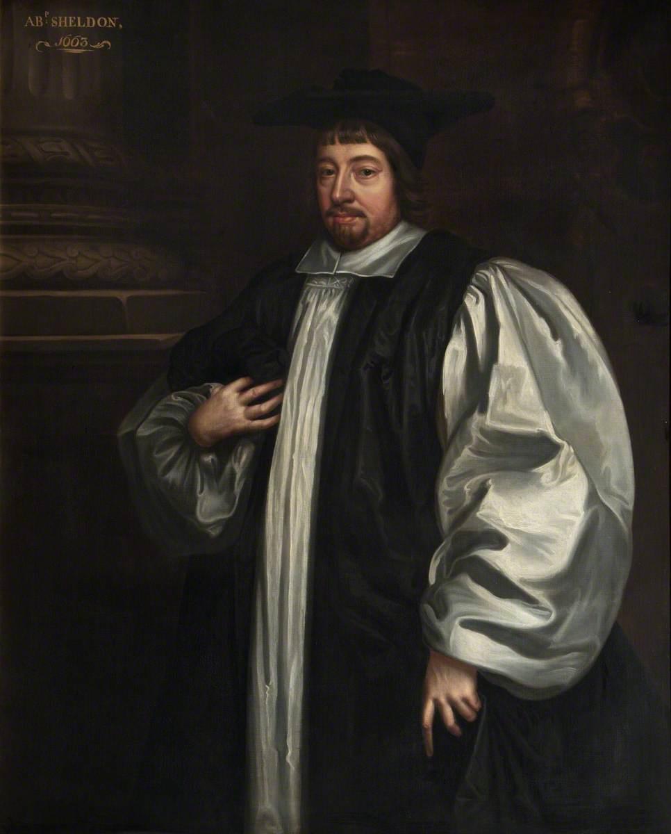 Gilbert Sheldon (1598–1677), Archbishop of Canterbury