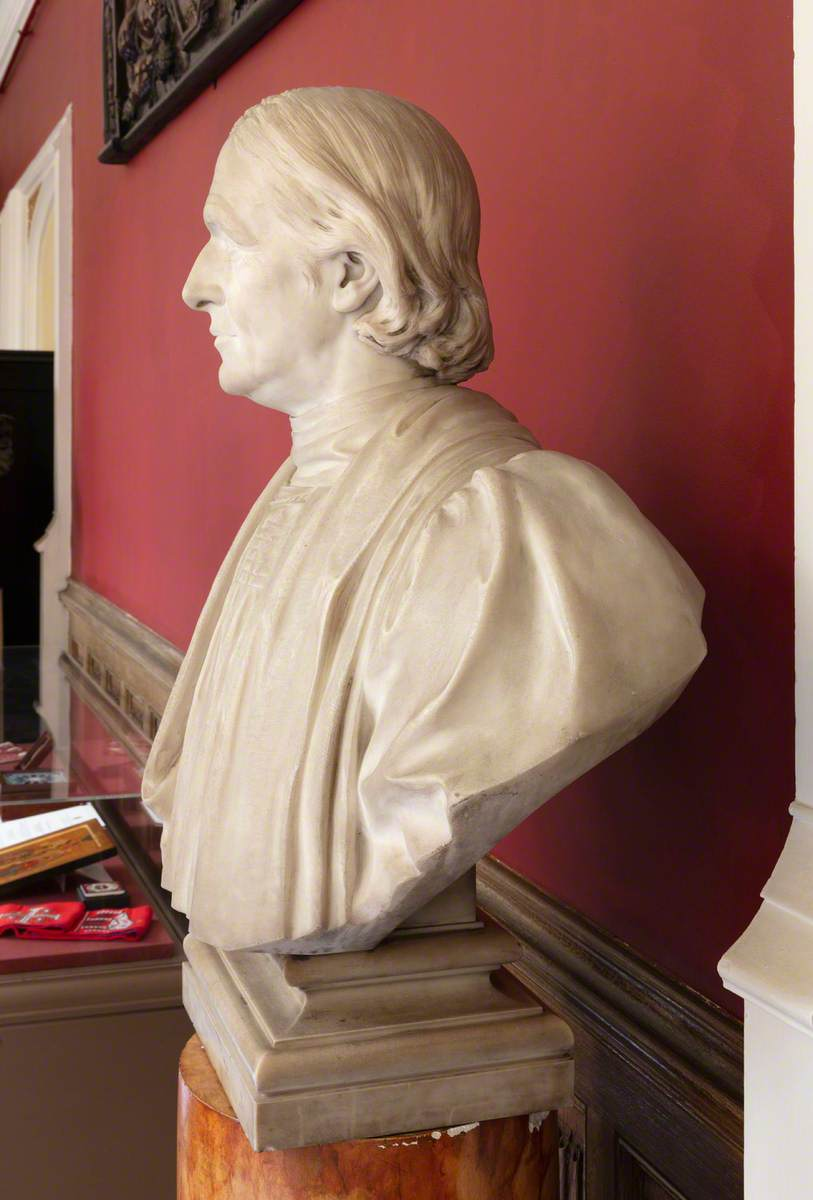 Edward White Benson (1829–1896), Archbishop of Canterbury