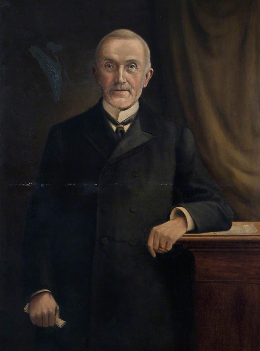 Samuel Ralph Atkins (1829–1919), Vice-President of the Pharmaceutical Society (1892), Treasurer (1899–1903), President (1903)