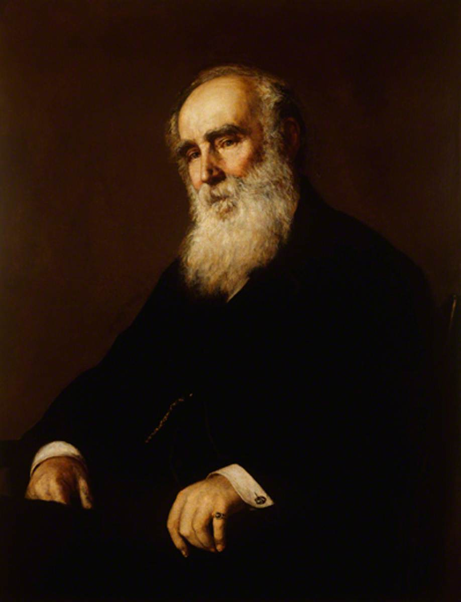 Elias Brembridge (1810–1904), Secretary of the Pharmaceutical Society (1857–1884)