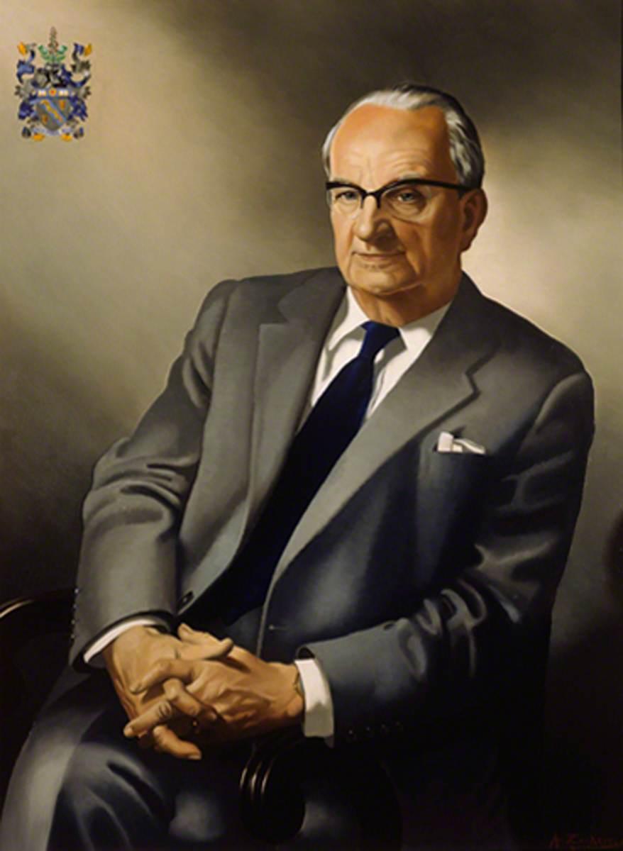 Cyril Wheatley Maplethorpe (1898–1983), President of the Pharmaceutical Society (1963–1965)