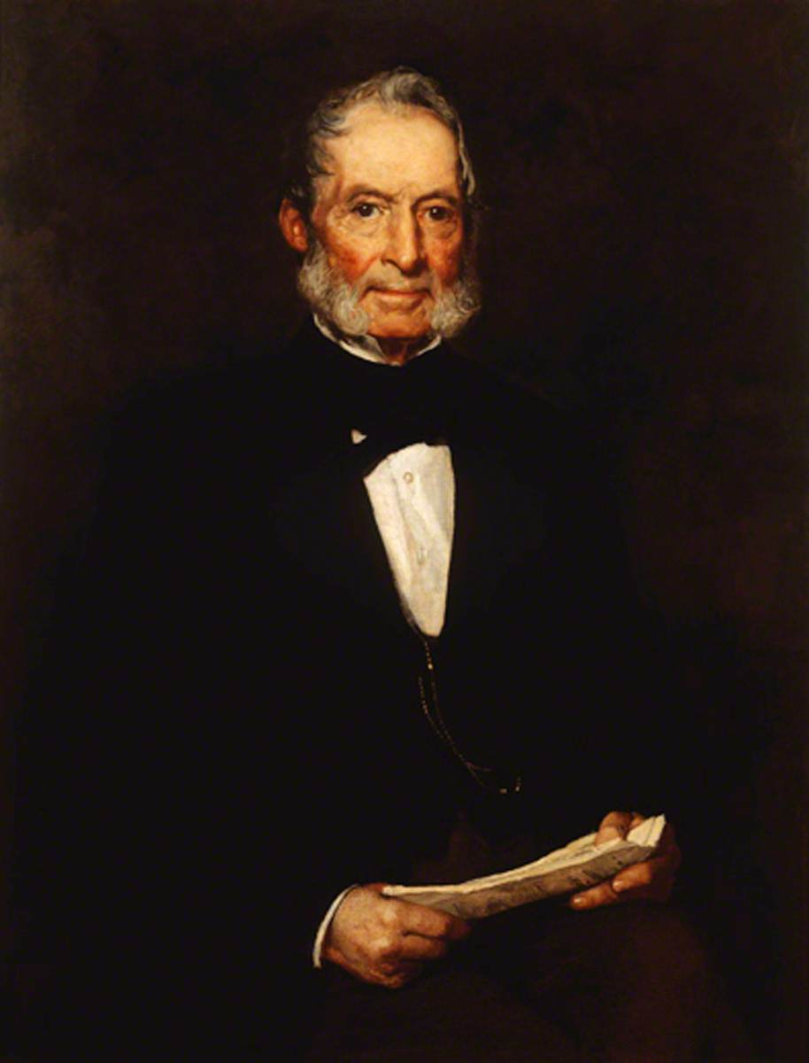 Peter Squire (1798–1884), President of the Pharmaceutical Society (1849–1850 & 1861–1863)