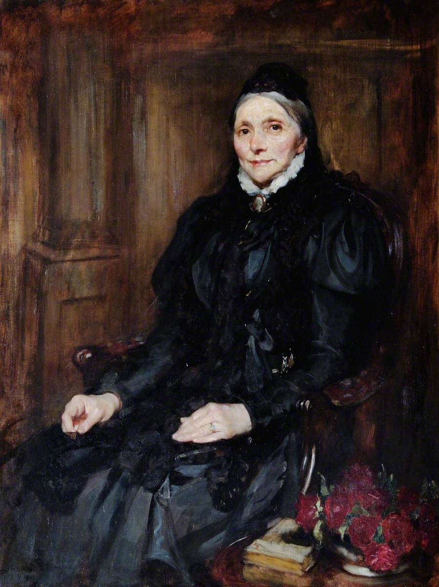 Emilie Michaelis (1834–1904), the First Principal of Froebel College (1892–1901)