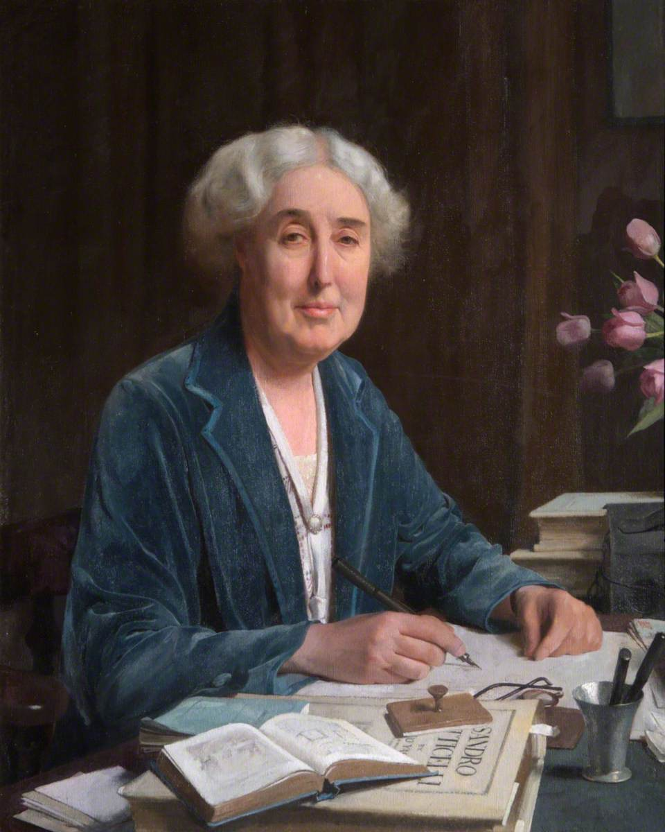 Esther Ella Lawrence (1862–1944), the Second Principal of Froebel College (1901–1932)