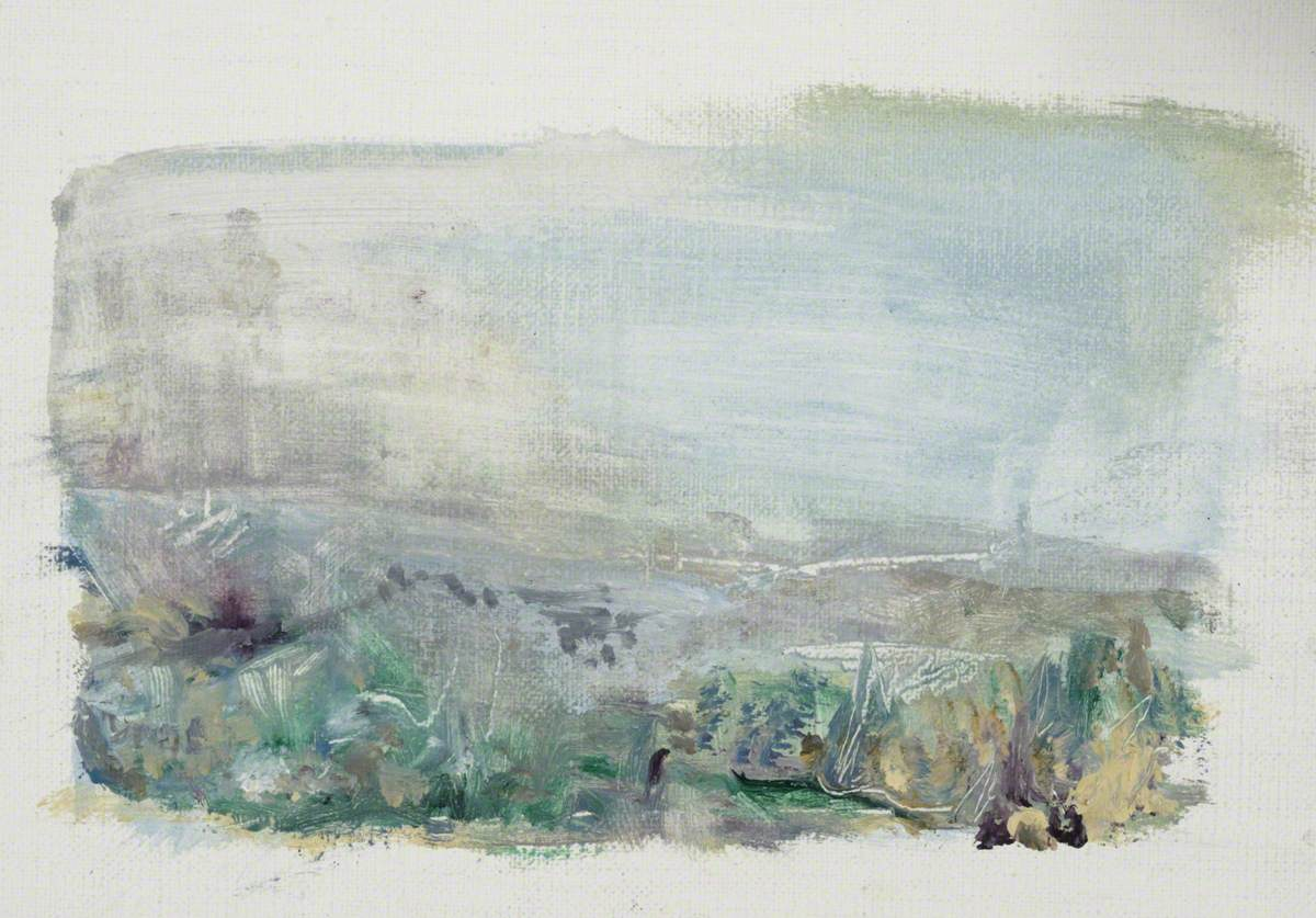 Small Field Painting No. 1