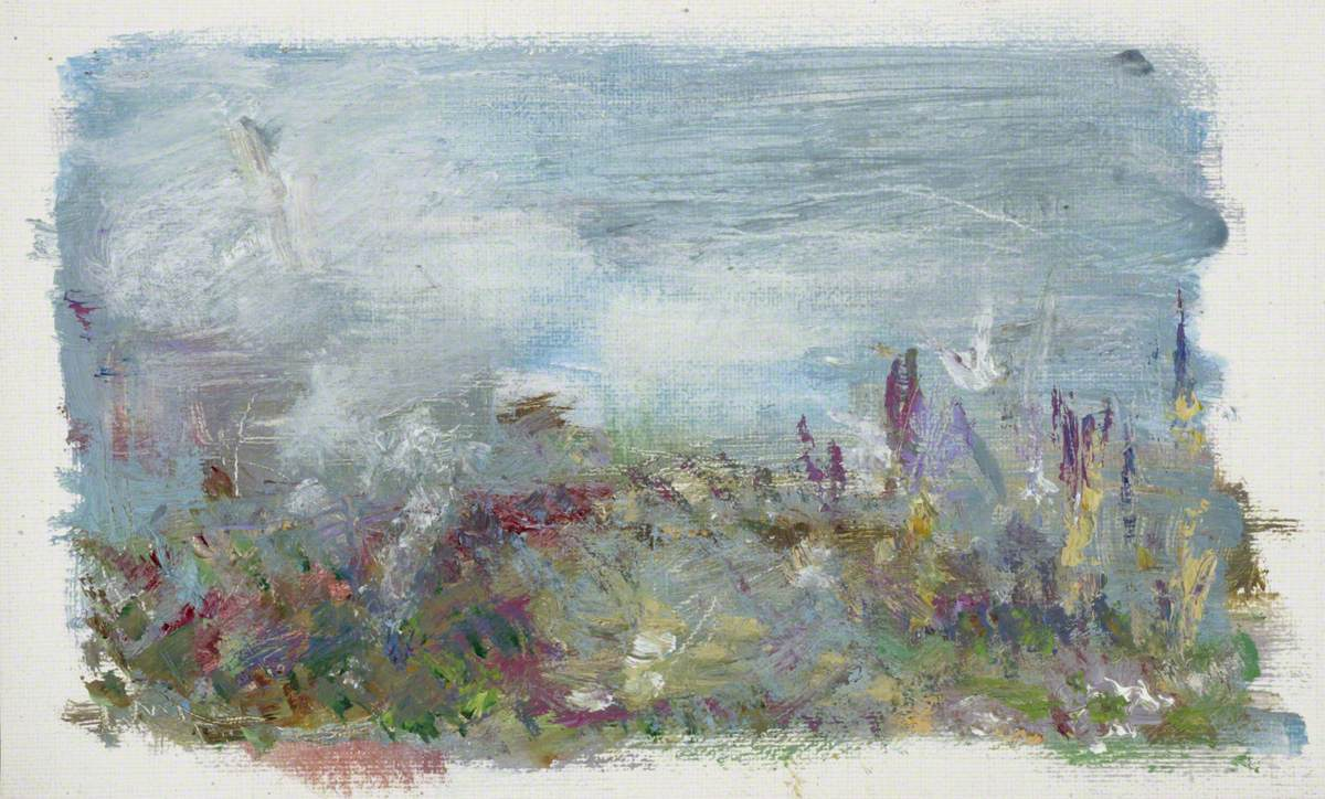 Small Field Painting No. 9