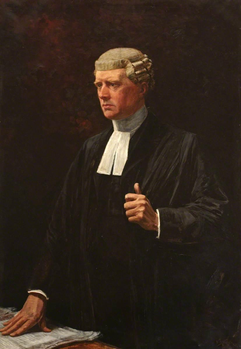 Sir Thomas Forster, KC