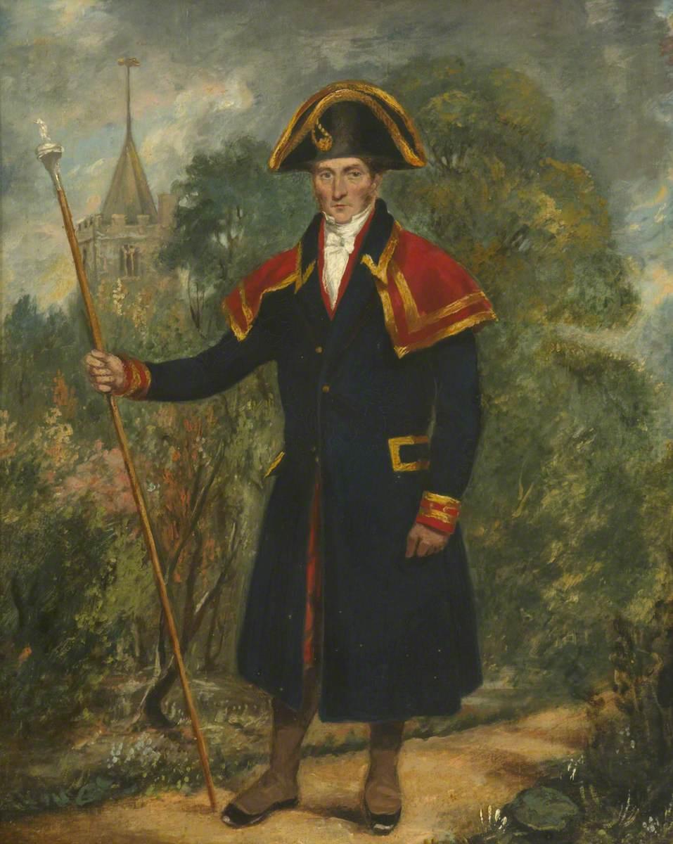 Samuel Bowstead, Parish Beadle