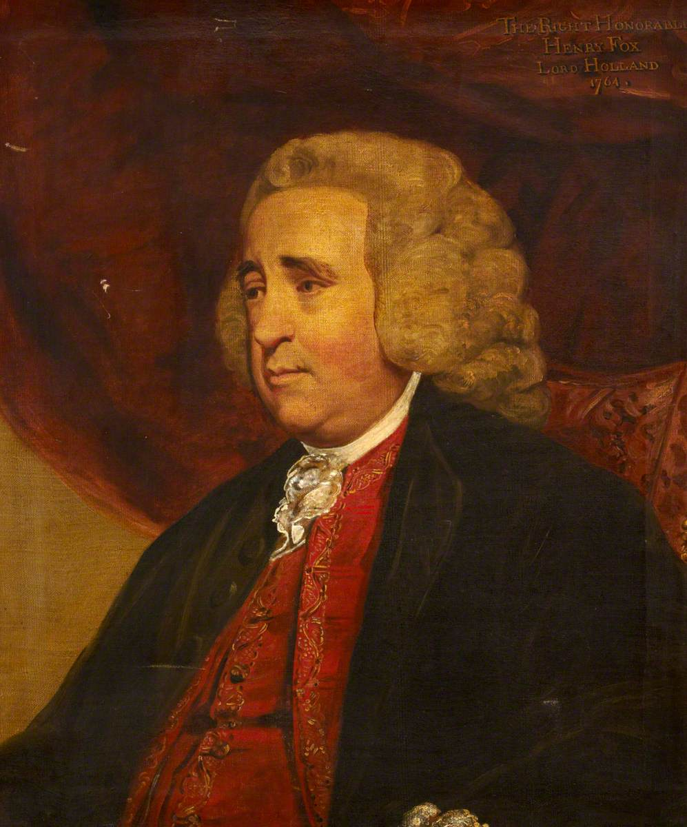 The Right Honourable Henry Fox (1705–1774), 1st Lord Holland