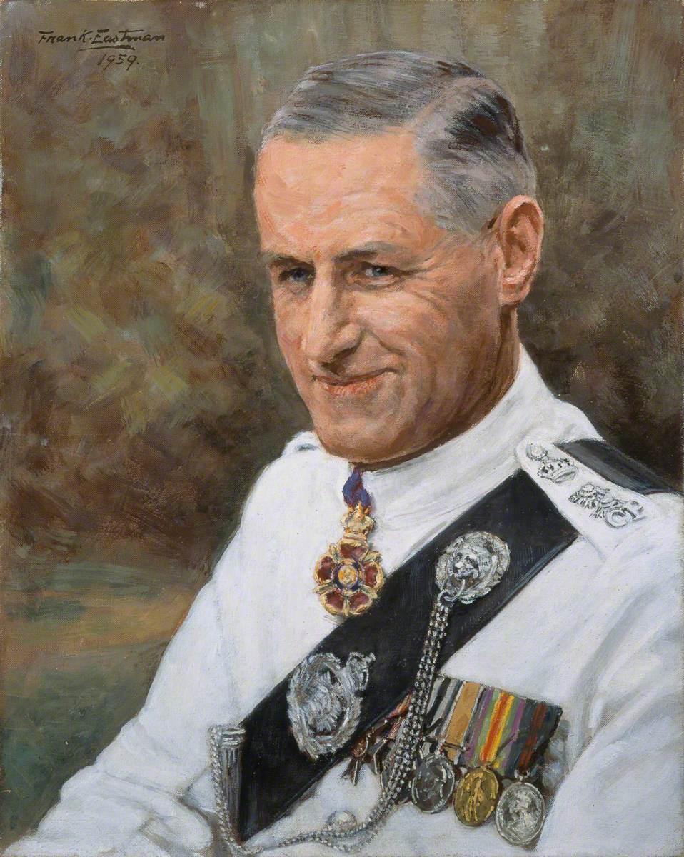 Sir Charles Augustus Tegart (1881–1946), KCIE, CSI, MVO, Calcutta Police, c.1940