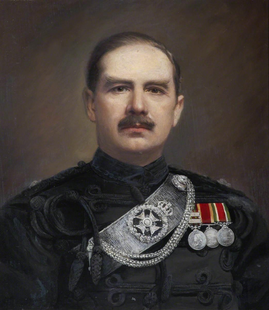 Major (later Lieutenant Colonel) David Henry Drake-Brockman (1868–1960), 39th Garhwal Rifles