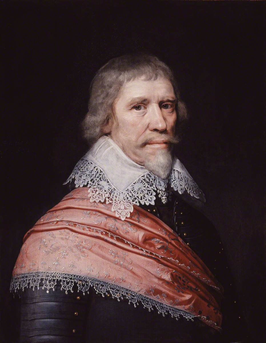Sir Edward Cecil (1572–1638), 1st Viscount Wimbledon