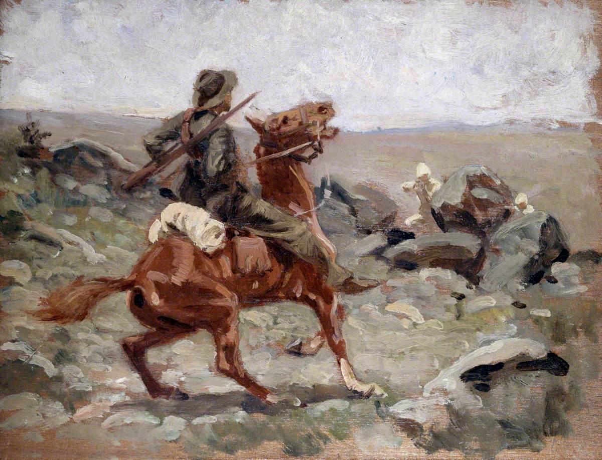 An Ambush, Boer War