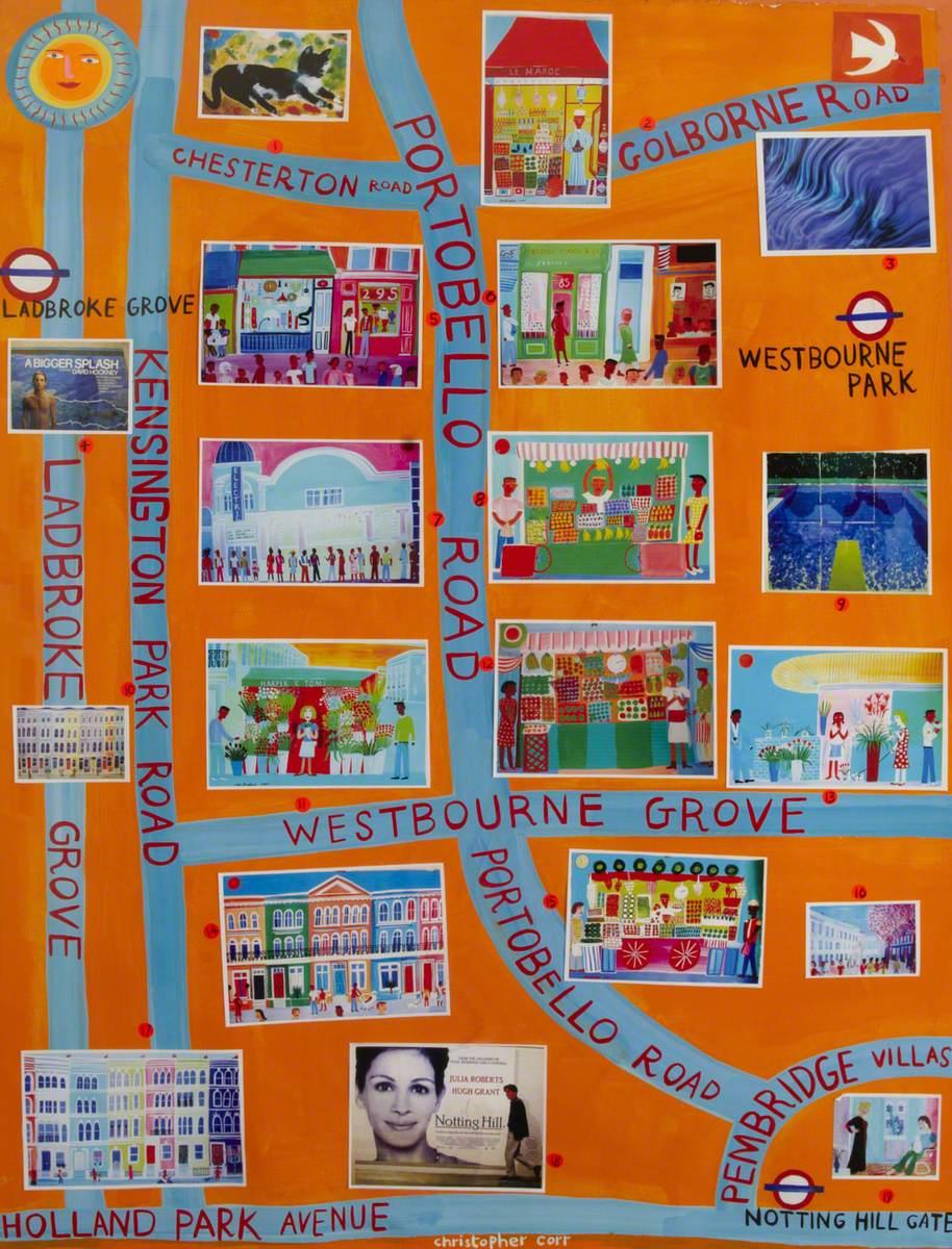 Portobello Map