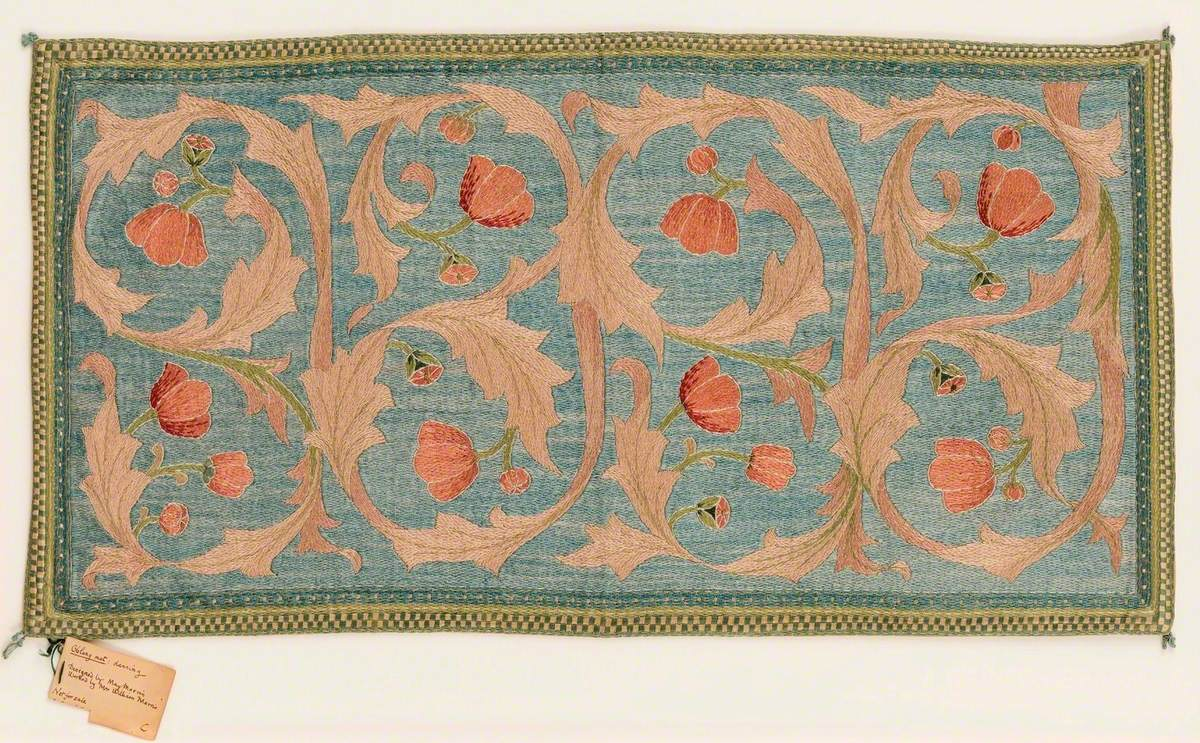 Westward Ho! Embroidery
