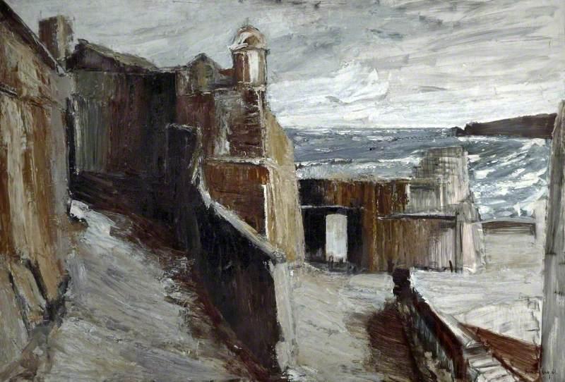 The Walls of Peñíscola, Spain