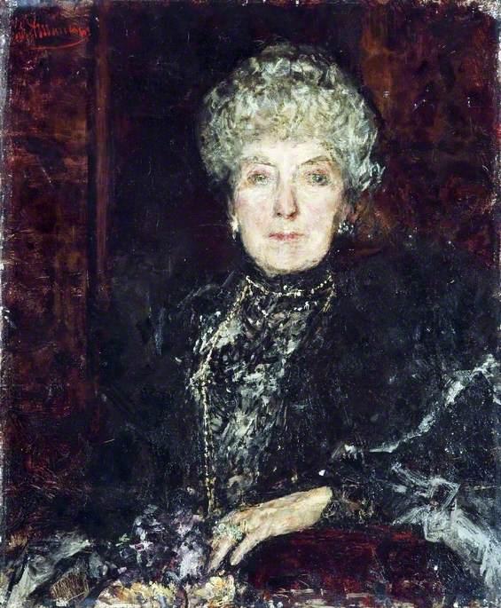Mrs Ashley Ponsonby