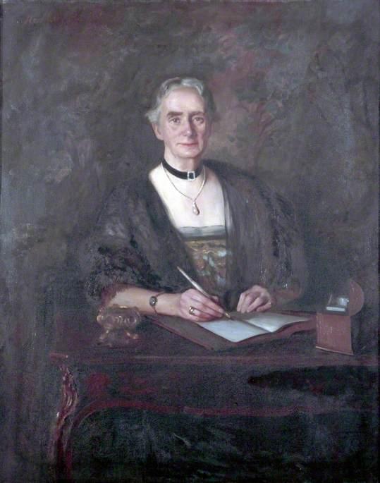 Miss Emma Georgina Holt (1862–1944)