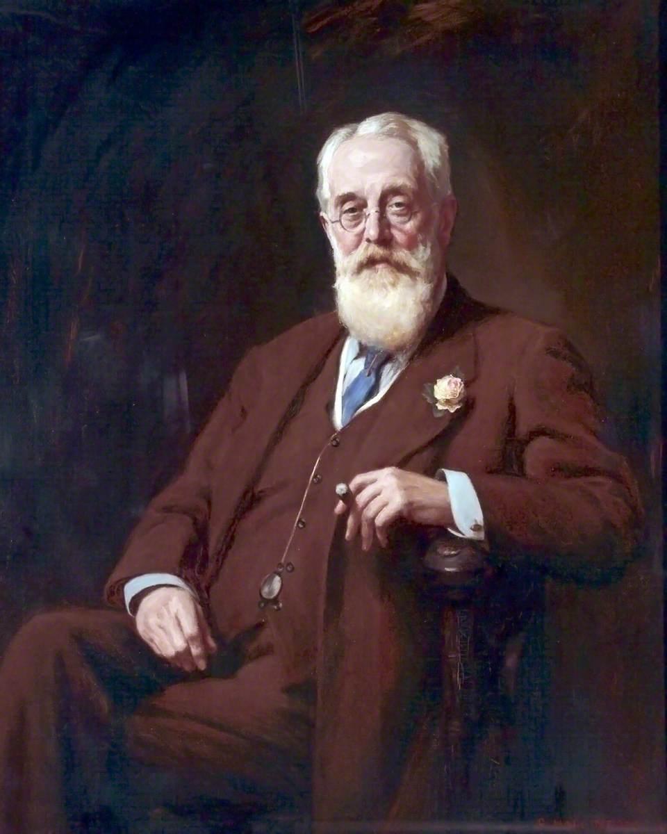 Thomas Hughes Jackson (1834–1930), Mayor of Birkenhead