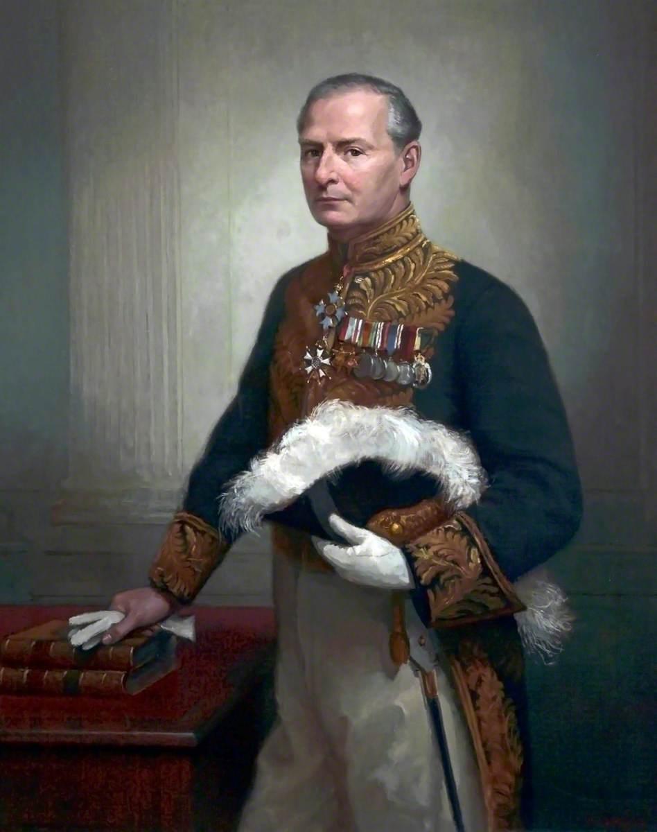 The Right Honourable Selwyn Lloyd (1904–1978), CBE, TD, QC, MP