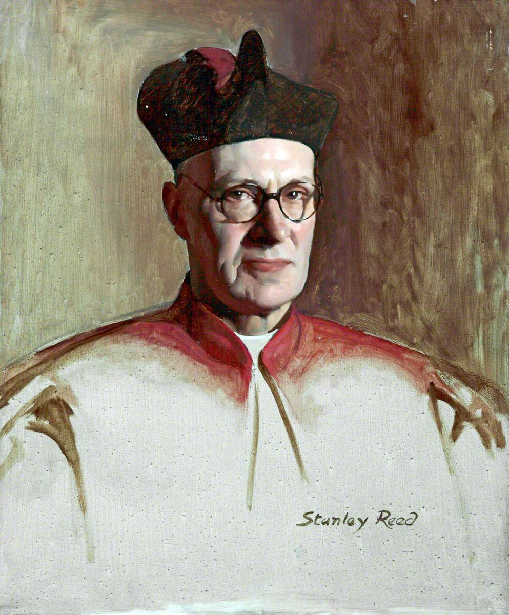 The Right Reverend Monsignor Joseph Turner, Rector of Upholland College