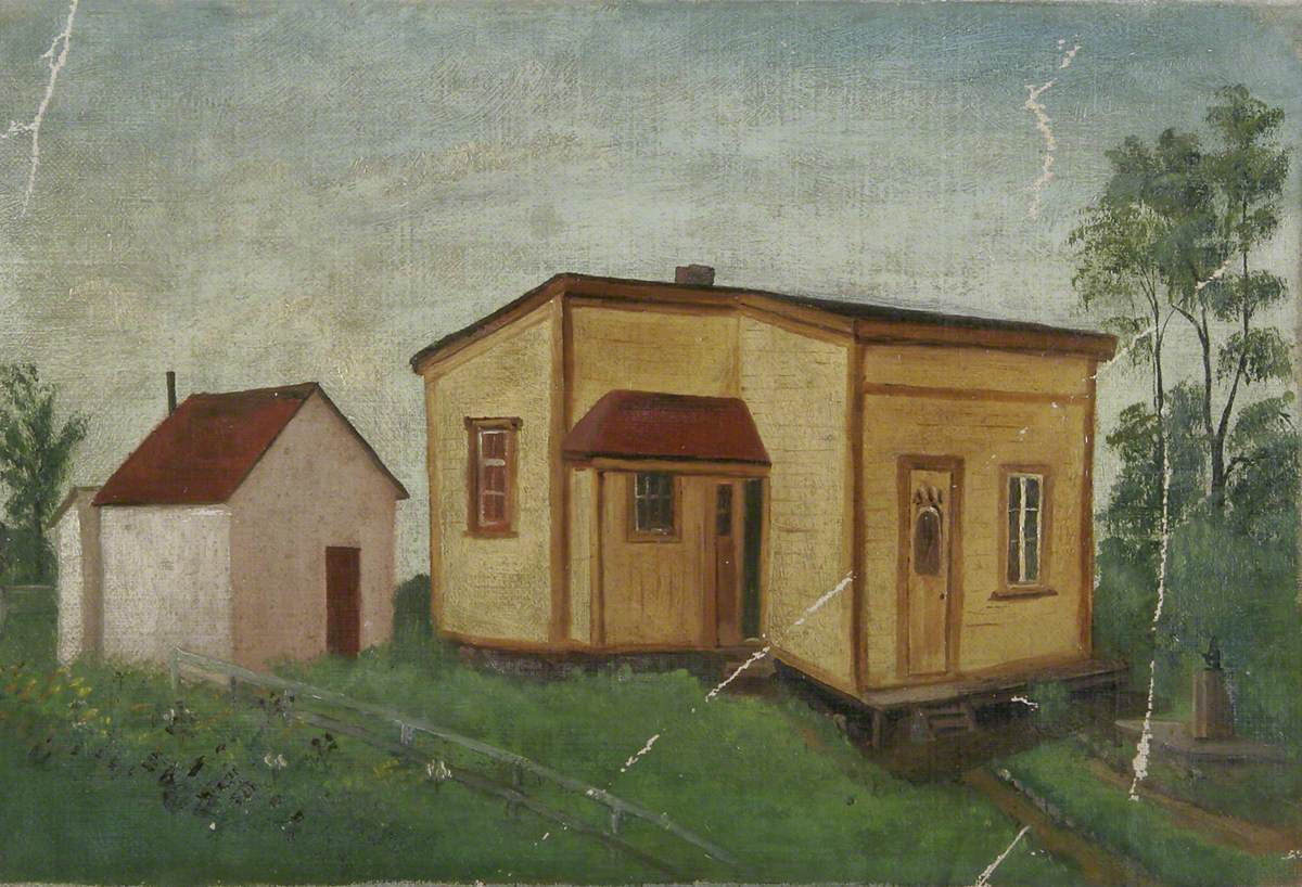 Arthur Victor Buck's Accommodation in Australia
