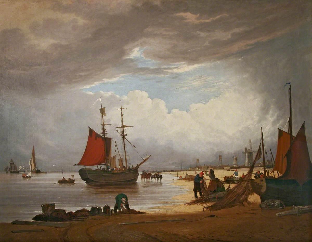 Yarmouth Beach, Norfolk