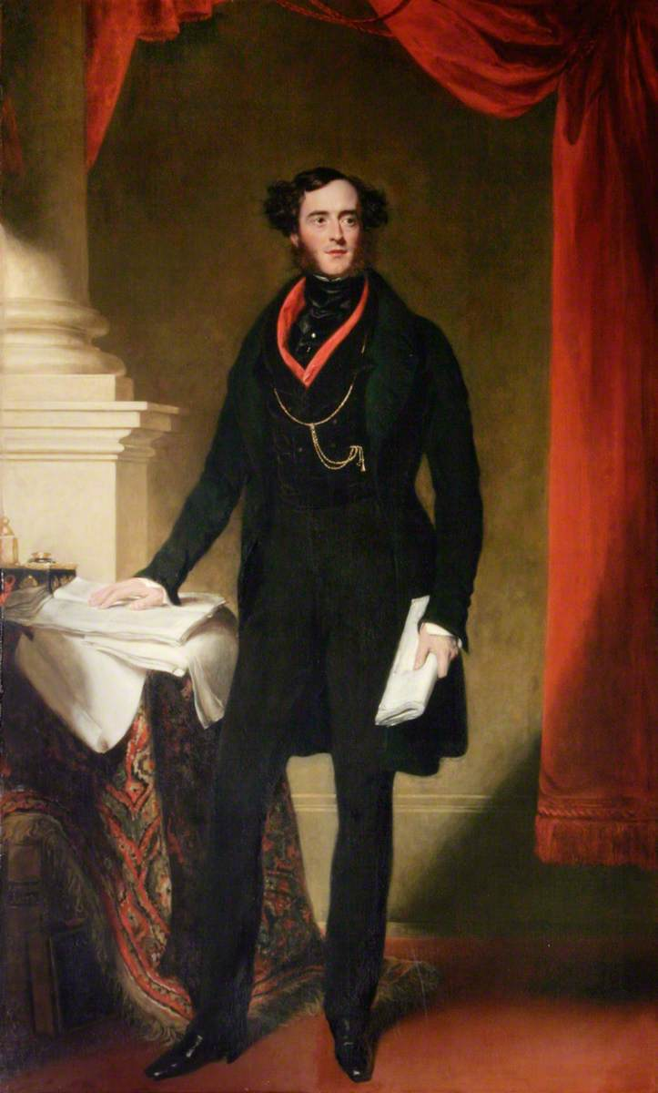 Lord George Bentinck (1802–1848), MP for King's Lynn (1828)
