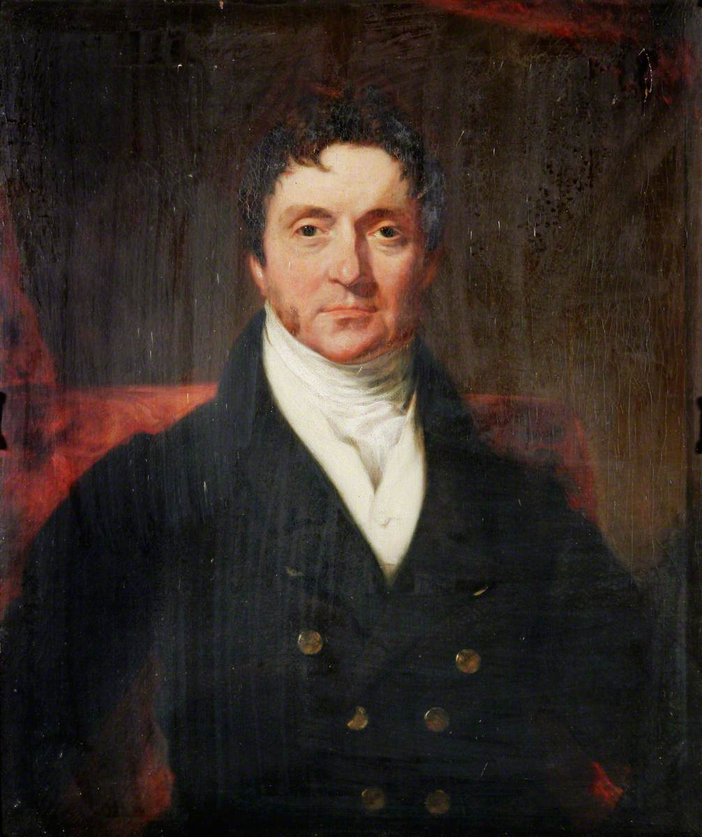 John Prescott Blencowe, Mayor (1825)