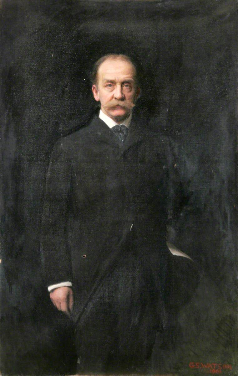Thomas Gibson Bowles, MP (1841–1922)