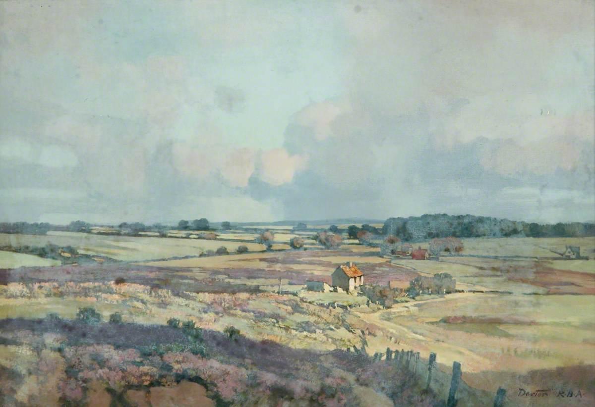 Landscape Near King's Lynn, Norfolk