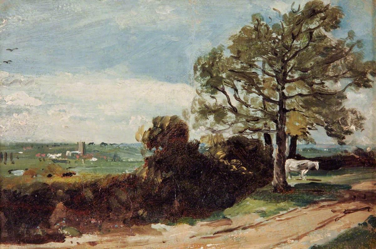At East Bergholt, Colchester