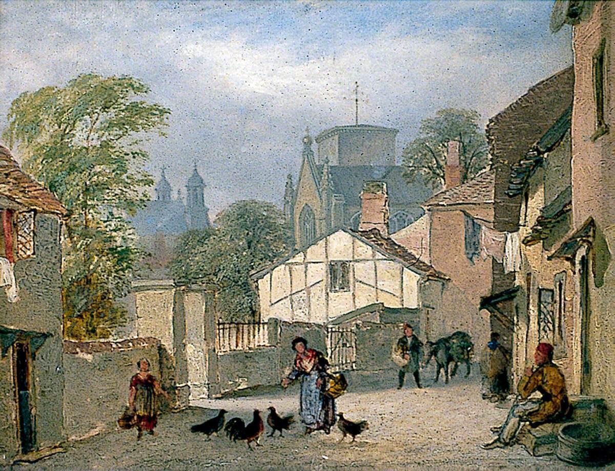 St Stephen's Back Street, Norwich