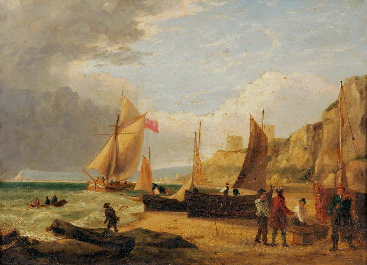 Pevensey Bay, East Sussex