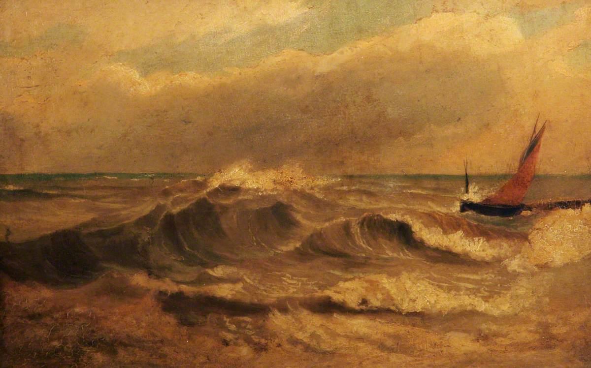 Near the Coast (The Wave)