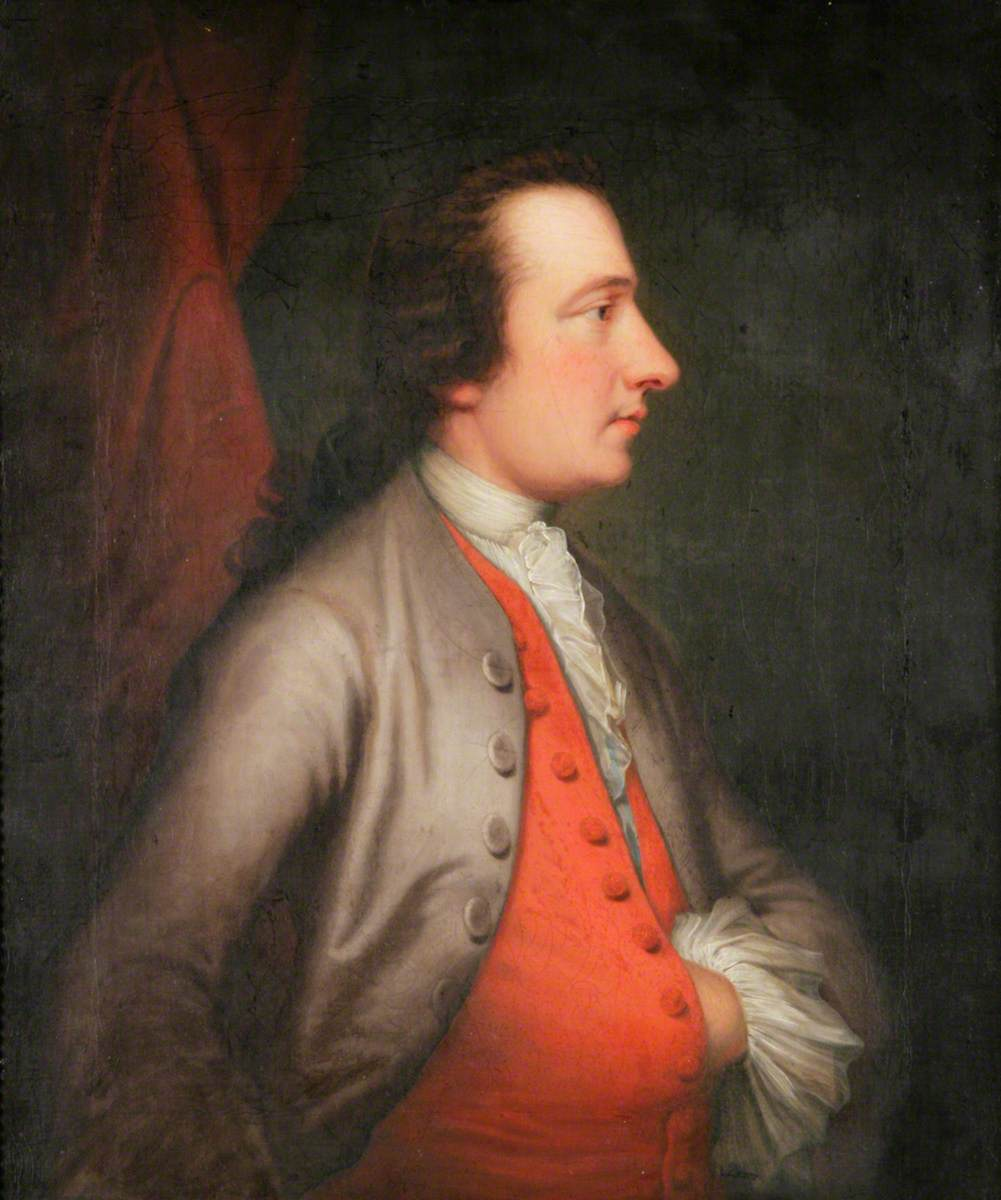 John Buxton of Channonz (1717–1782)