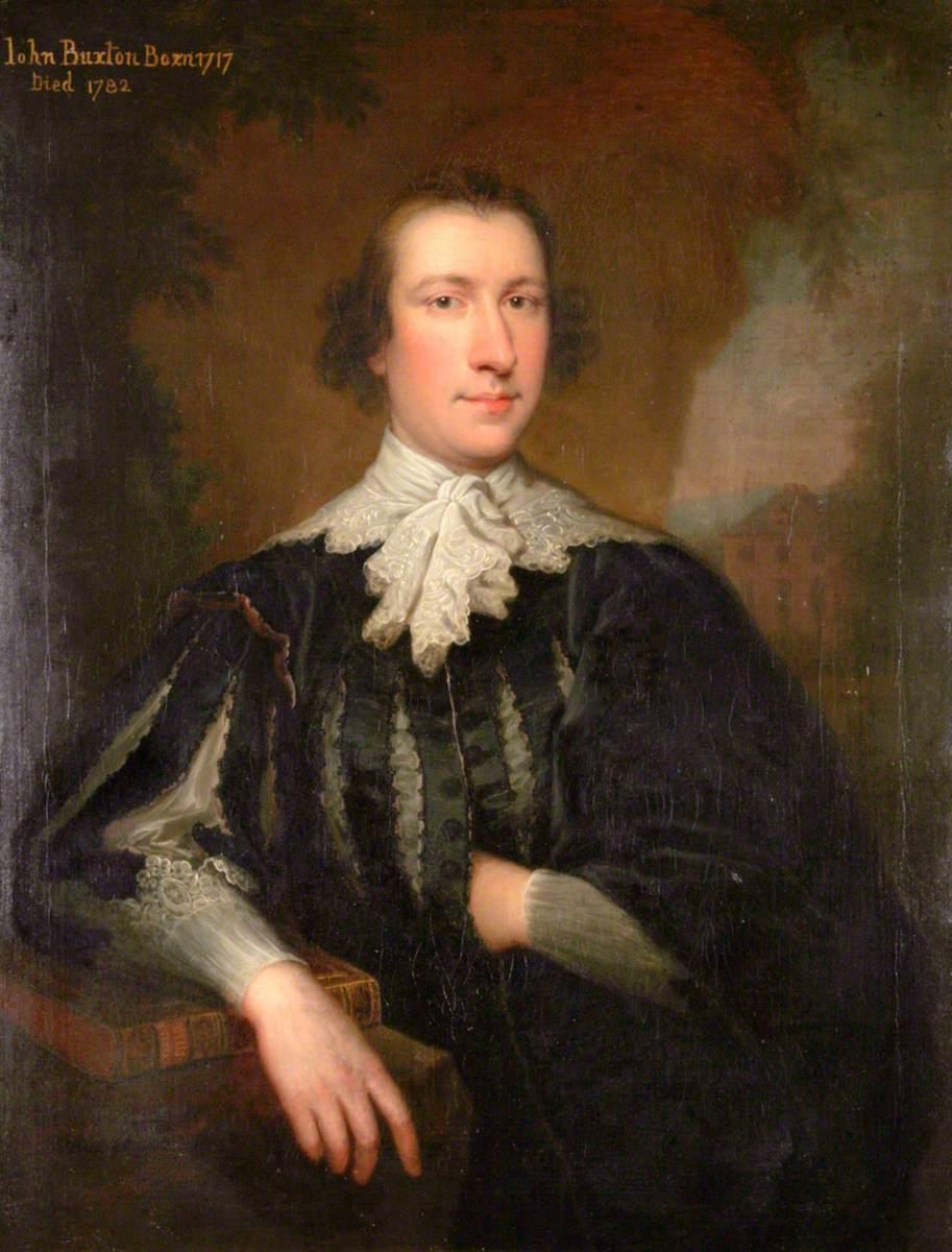 John Buxton of Channonz (1717–1782)