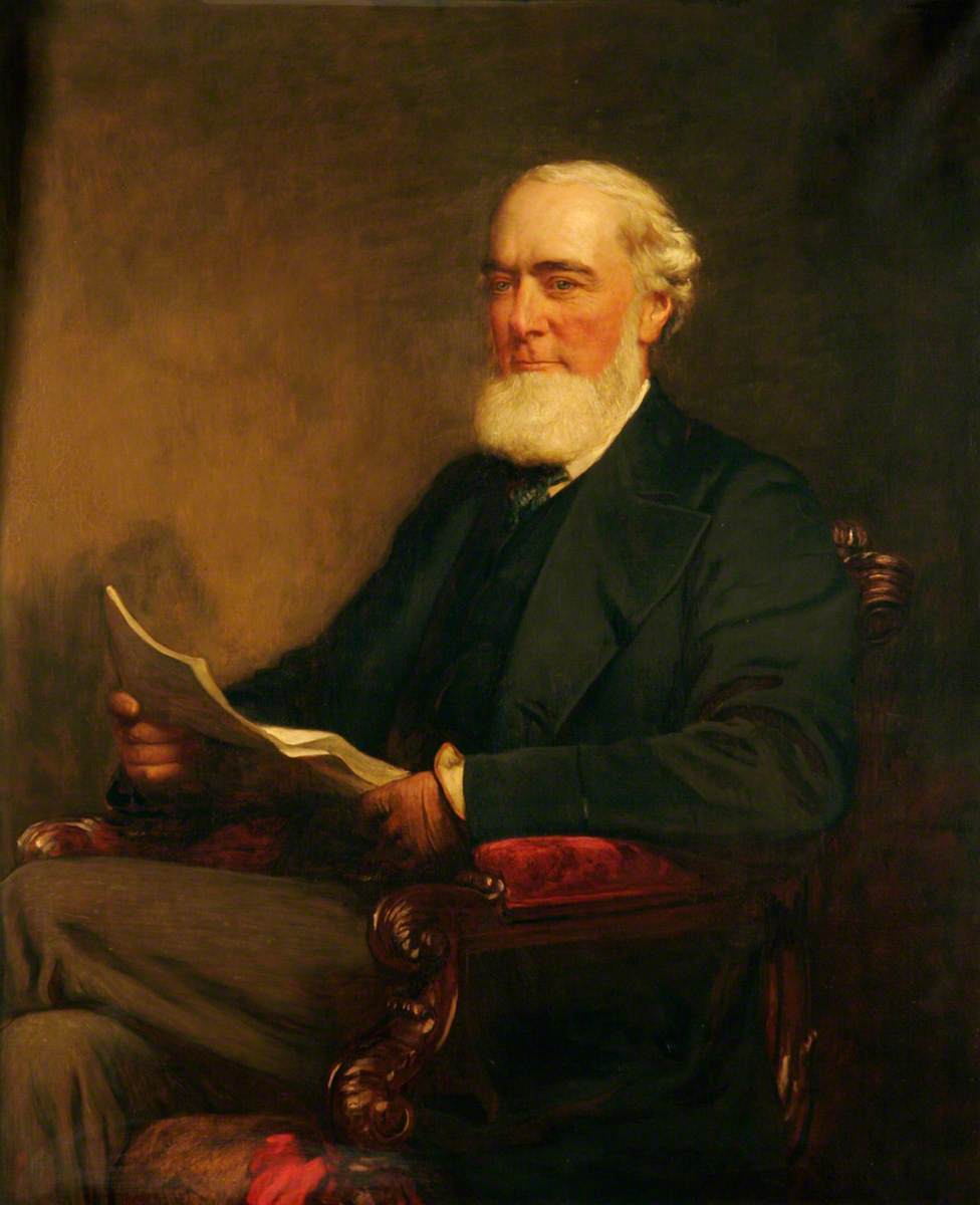Sir Willoughby Jones (1820–1884), Chairman of Norfolk Quarter Sessions (1856–1884)