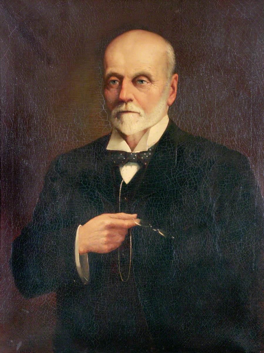 Edward Wild (1832–1929), Mayor of Norwich (1890)