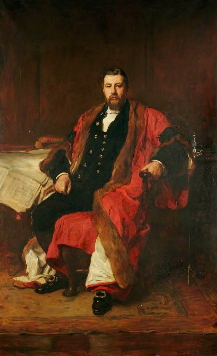 Sir Harry Bullard (1841–1903), Mayor of Norwich (1878, 1879 & 1886)