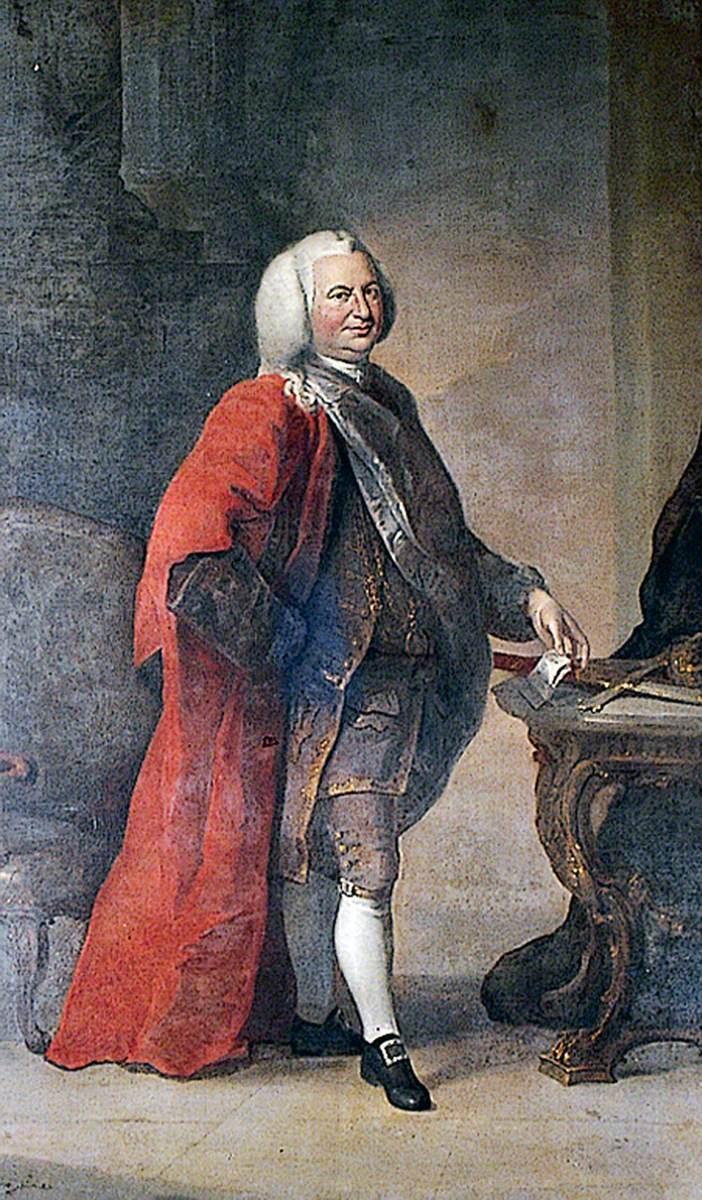 Benjamin Hancock, Mayor of Norwich (1763)