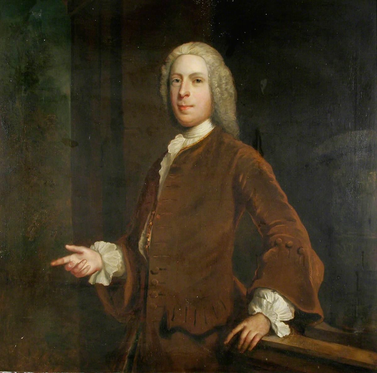 William Fellowes of Shotesham (1706–1775)