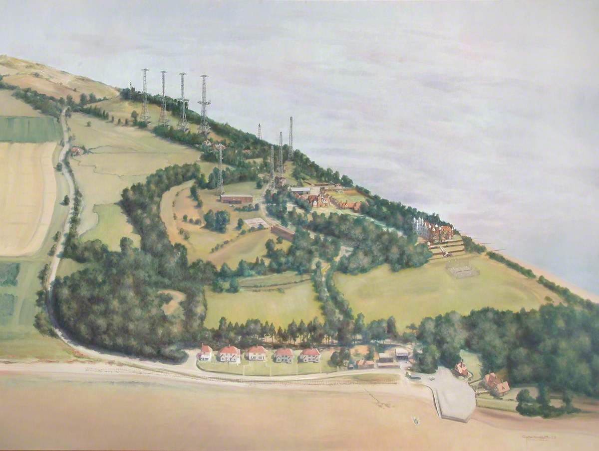 Radar Station, Bawdsey, Suffolk