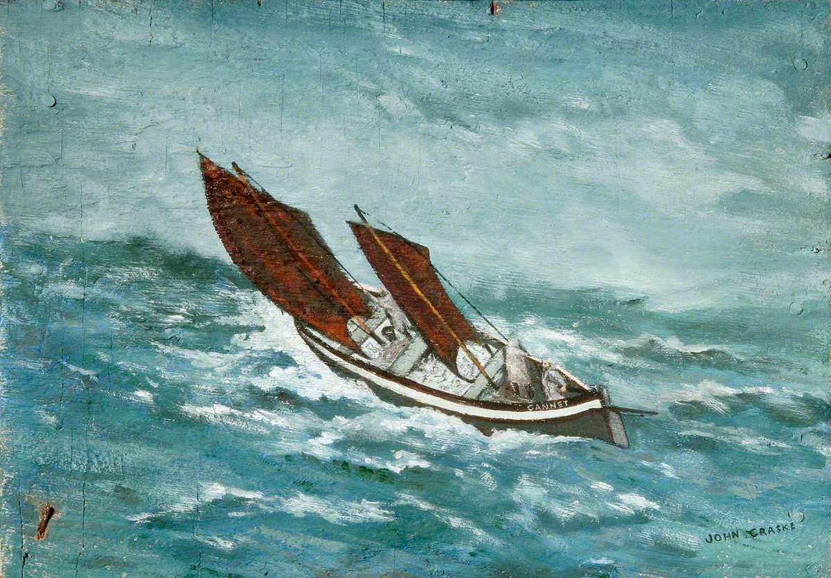 Fishing Boat 'Gannet'