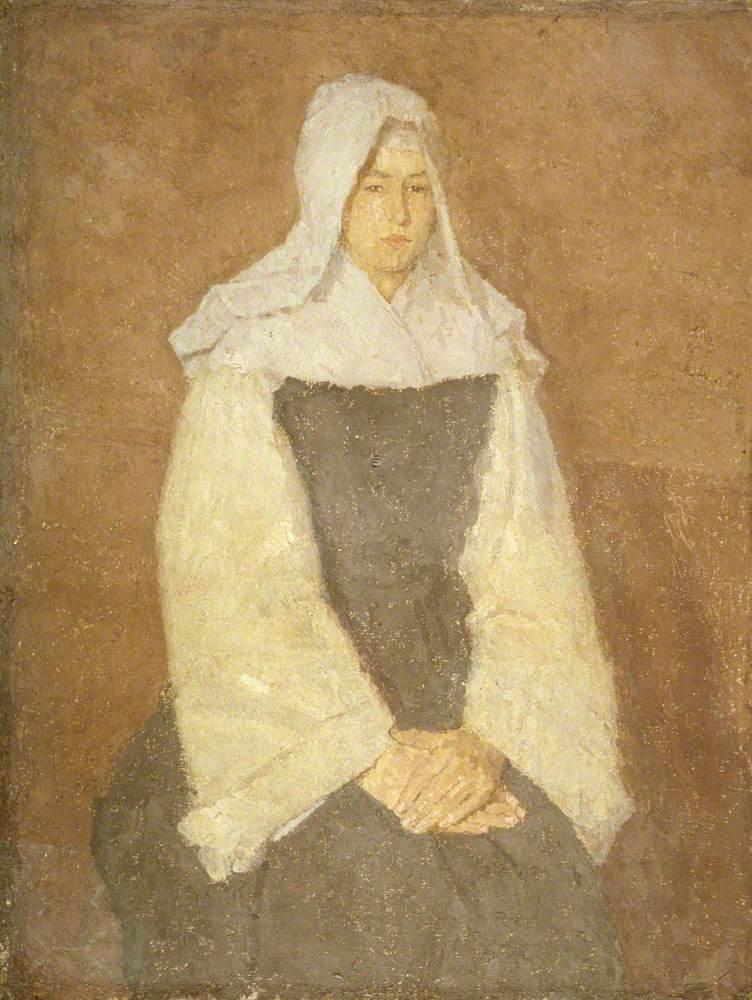 A Young Nun