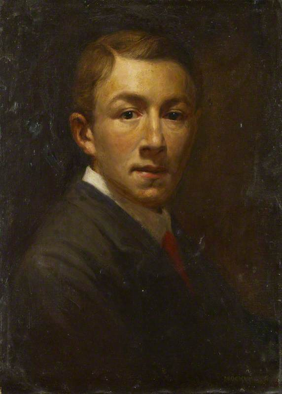 Self Portrait of Young Life