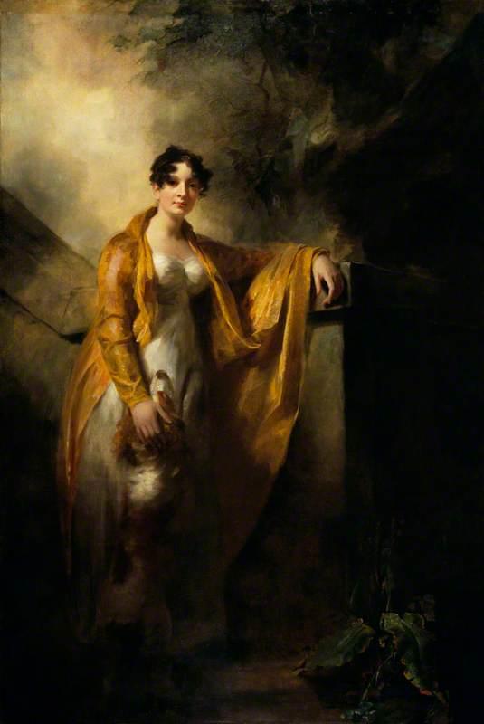 Justina Camilla Wynne (1785–1814), Mrs Alexander Finlay of Glencorse